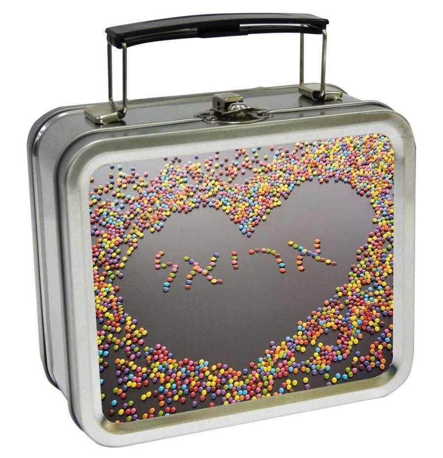 מזוודות קטנות - סוכריות