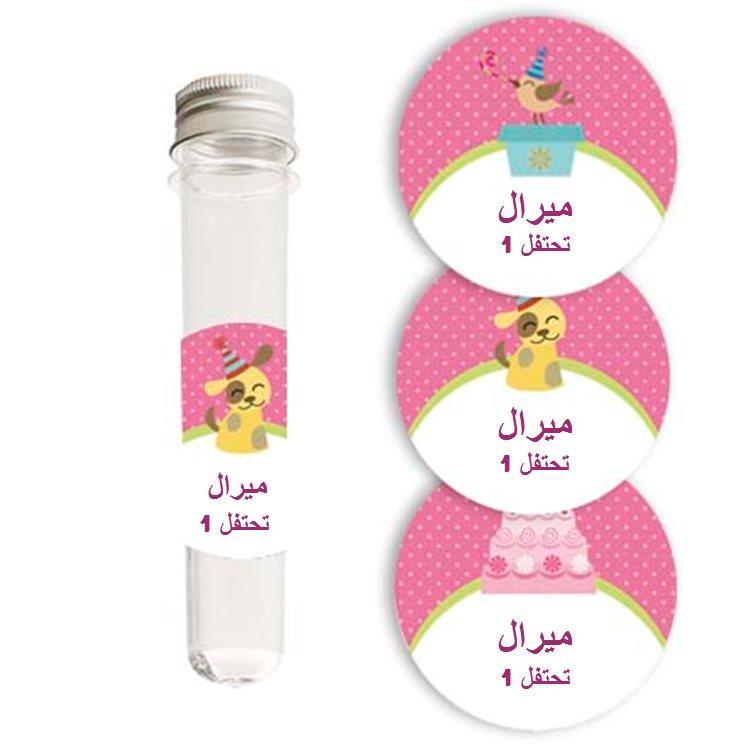 أنابيب لعيد ميلاد (מבחנות יומולדת בערבית) - יום הולדת רכבת הפתעות לבנות (בערבית)