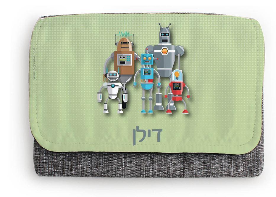 קלמר 3 תאים - חבורת הרובוטים