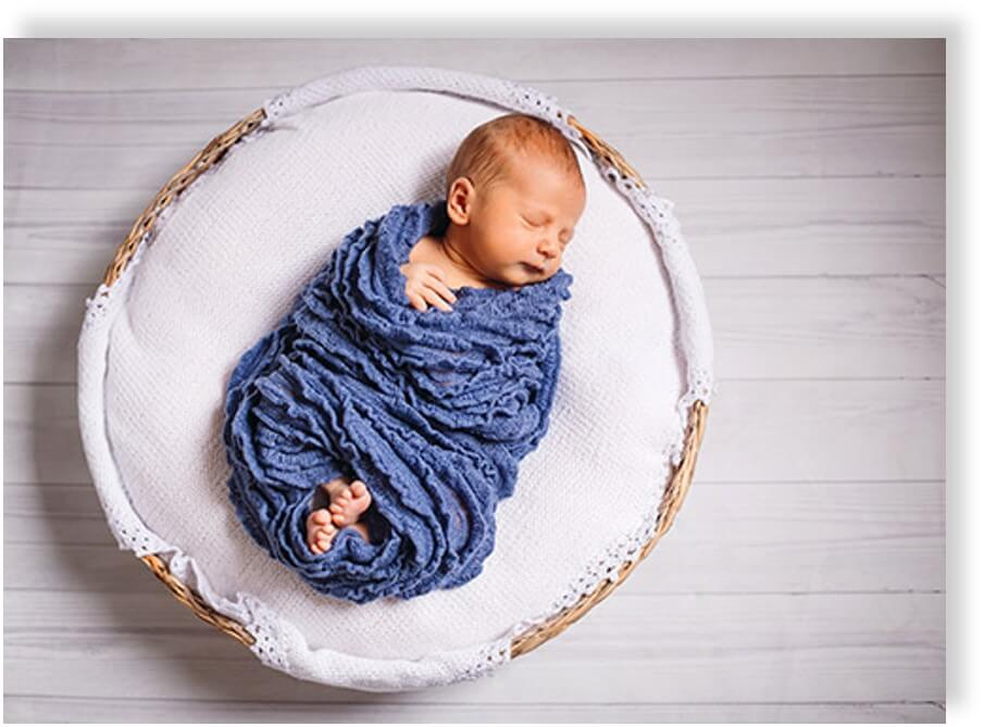 מתנות לידה עם שם התינוק