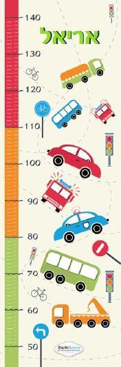 מד גובה - מכוניות